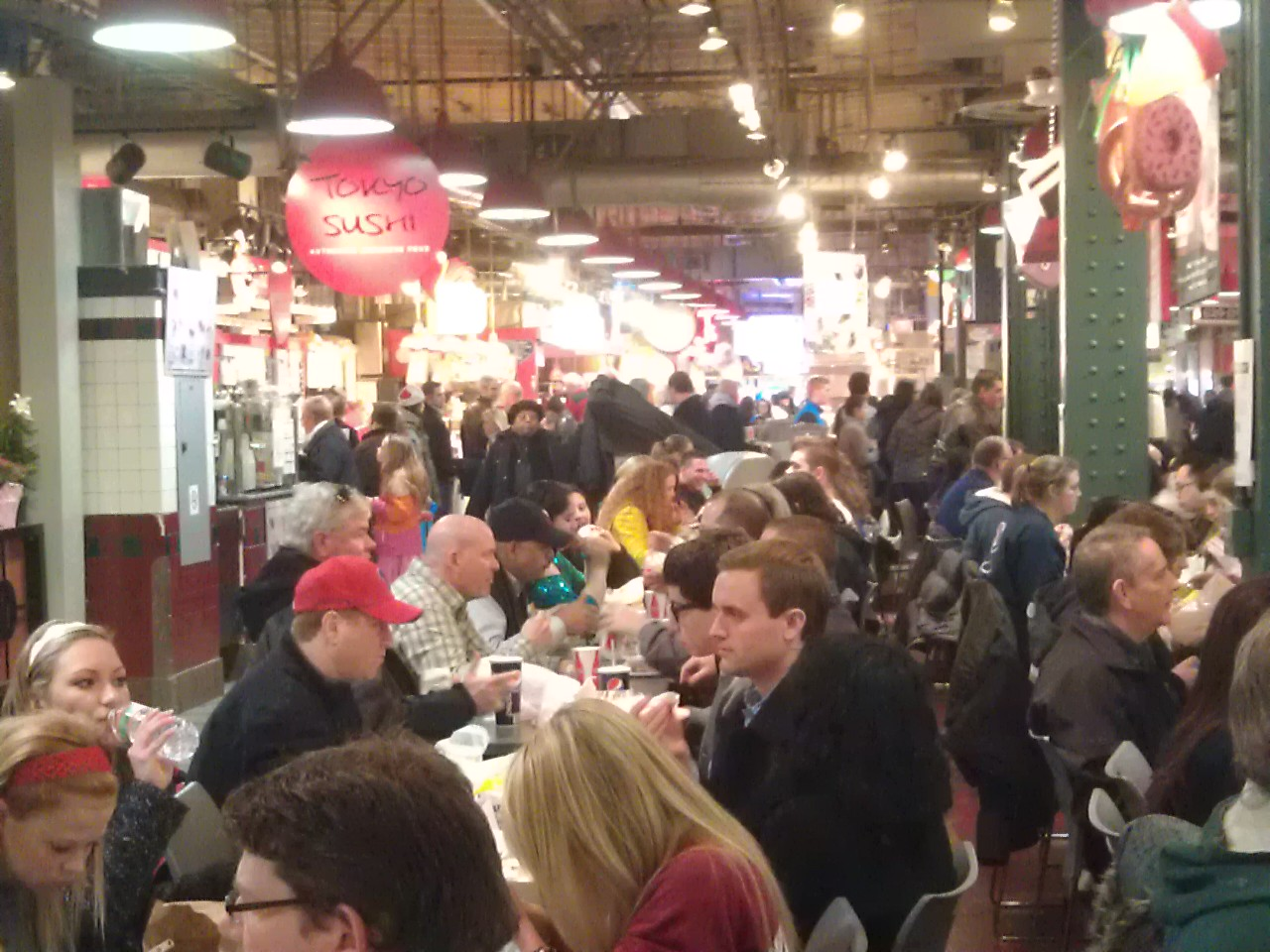 Reading Terminal Market Food Court