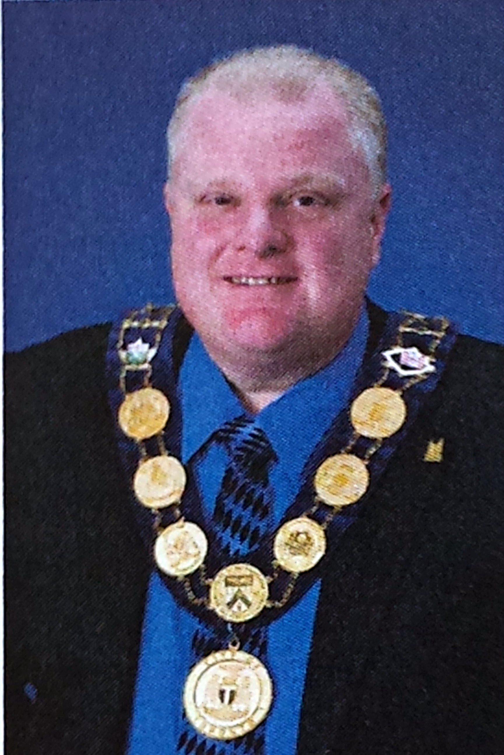 Toronto Mayor Rob Ford accused crack cocaine, among other unbecoming things.