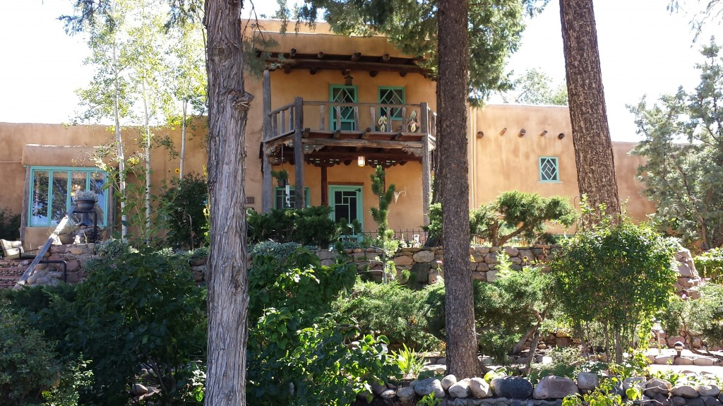 Inn of the Turquoise Bear, Santa Fe, New Mexico