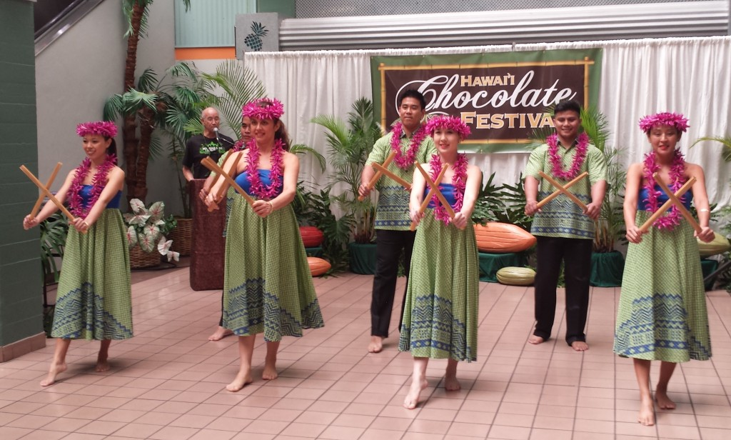Hawaii Chocolate Festival