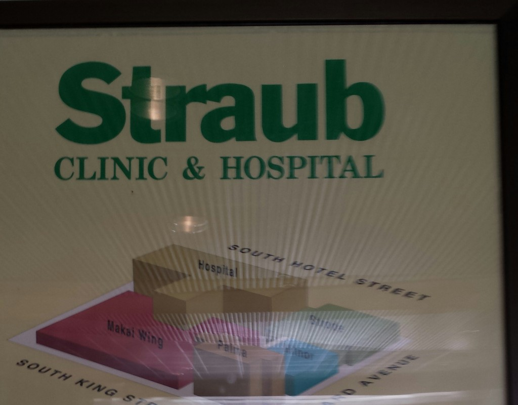 Straub Clinic and Hospital, Honolulu, Hawaii