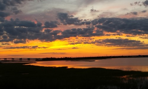 Brigantine, New Jersey sunset